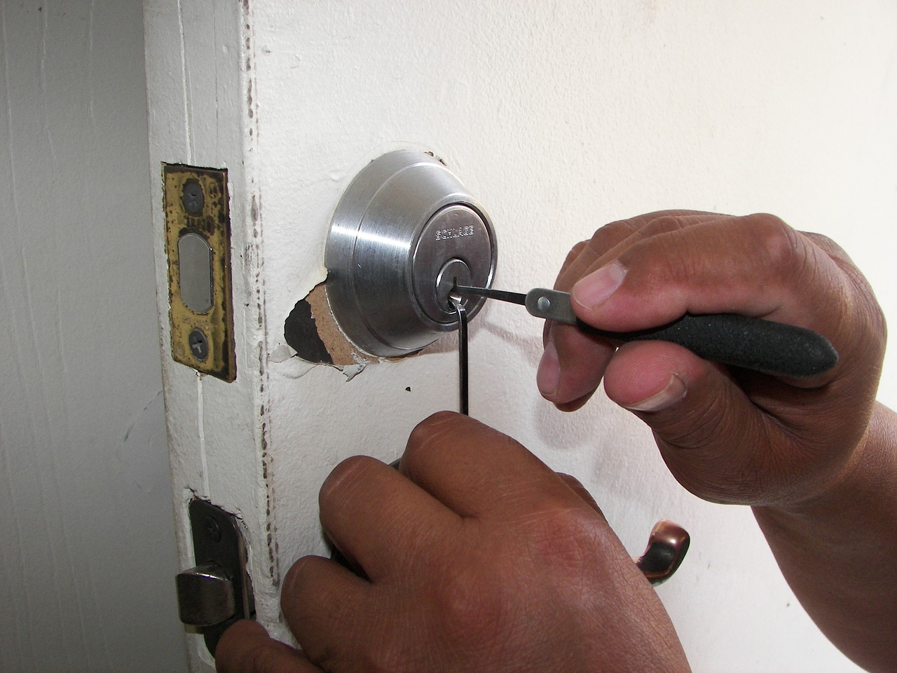 Security Tips from A Locksmith